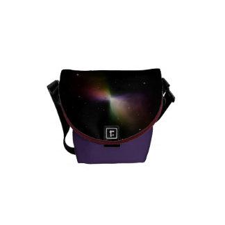 Boomerang Nebula Messenger Bags