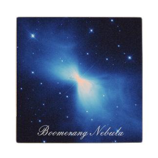 Boomerang Nebula Wood Coaster