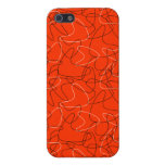 Boomerang Pattern 1 Cover For iPhone 5