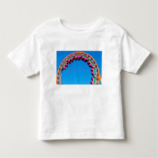 Boomerang Roller Coaster Worlds of Fun, KC Toddler T-shirt