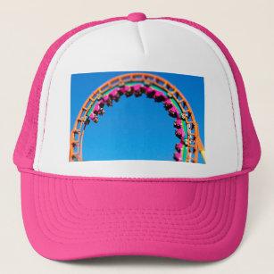 29d0b920 Boomerang Roller Coaster Worlds of Fun, KC Trucker Hat