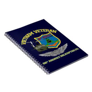 Boomerangs Vietnam (Pilot Wings) Spiral Notebook