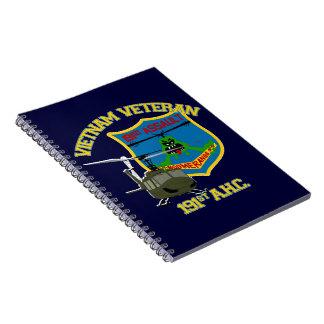 Boomerangs Vietnam (Ver 1) Spiral Notebook