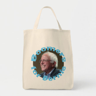 Boomers for Bernie Tote Bag