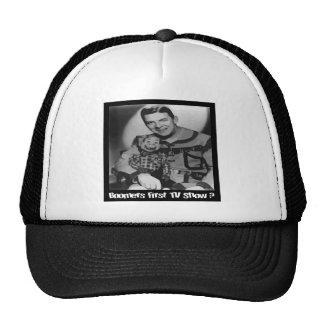 Boomers TV Cap Trucker Hat