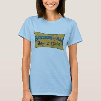 Boomerville Shop-a-Rama Logo Gear T-Shirt