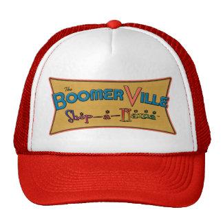 Boomerville Shop-a-Rama Logo Gear Trucker Hat