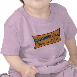 Boomerville Shop-a-Rama Logo Gear T-shirts