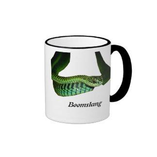 Boomslang Ringer Coffee Mug