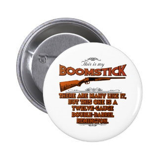 Boomstick Creed Buttons