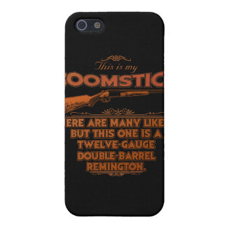 Boomstick Creed Case For iPhone 5