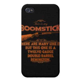 Boomstick Creed iPhone 4/4S Cases