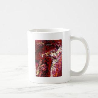 """Boomtown"" Classic White Coffee Mug"