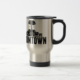 Boomtown! Travel Mug