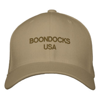 BOONDOCKS  USA CAP