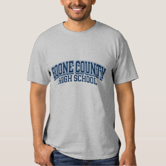 Boone County Arch Design T-shirt