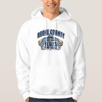 Boone County Rebels Football Hoodie