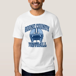 Boone County Rebels Football T-shirt