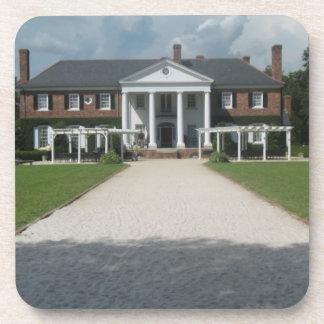 Boone Hall Plantation, Charleston SC Cork Coasters