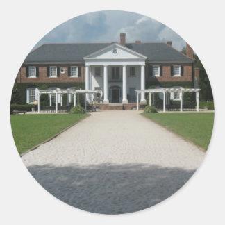 Boone Hall Plantation, Charleston SC Stickers