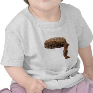 BooneFurCap081609 Camisetas