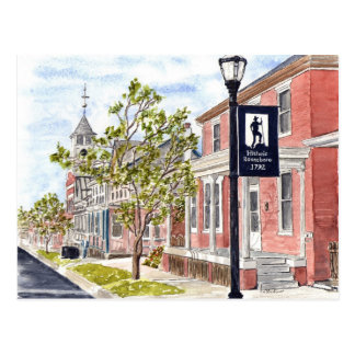 """Boonsboro, postal de Maryland"""