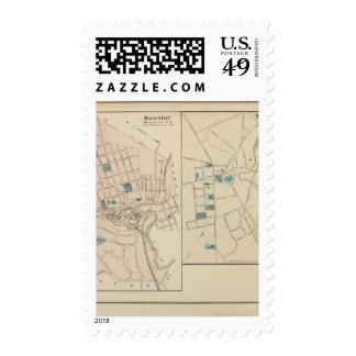Boonton, Morristown, NJ Stamp
