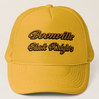 Boonville Black Knights Hat