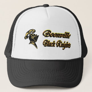 Boonville Black Knights-Hat Trucker Hat