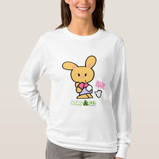 Boony & Co. Bonette Pooh White Shirts