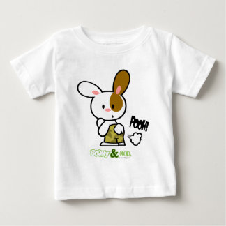 Boony & Co. Boony Pooh White Infant Shirts