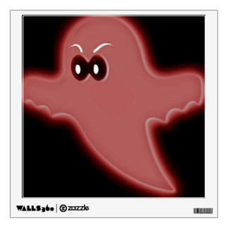 Booo! I'm a ghost! Wall Decal