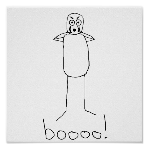 Booo Poster