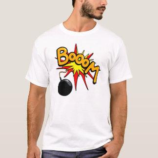 ¡Booom! Camiseta divertida
