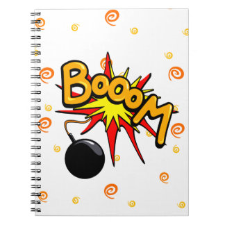 Booom! Notebook