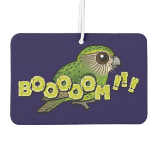 BOOOOM! CAR AIR FRESHENER