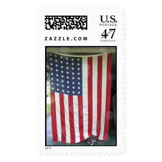 Booper, 4th of July Postage