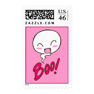 Boo's boo! stamps