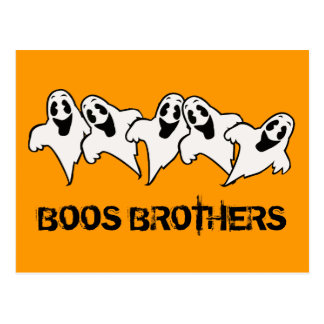BOOS BROTHERS POST CARDS