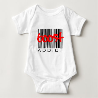 Boost Addict Baby Bodysuit