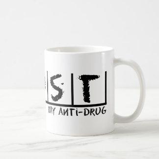 Boost Anti-Drug Coffee Mug