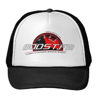 Boost fm truckers cap trucker hat