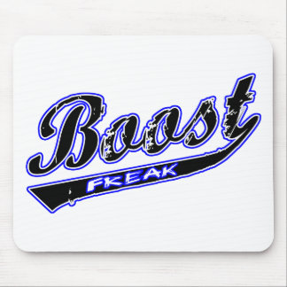 Boost Freak Mouse Pad