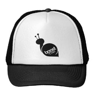 Boost Gets You Laid - Baseball Cap Trucker Hat