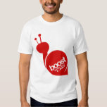 Boost Gets You Laid - Red Snail T-shirt