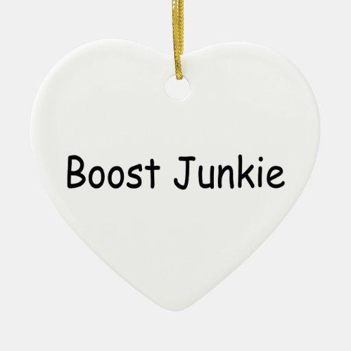 Boost Junkie Ornaments