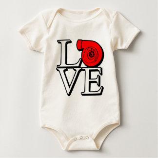 Boost Love Baby Bodysuit