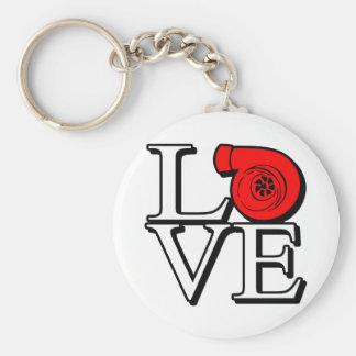 Boost Love Key Chain