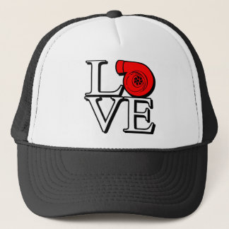 Boost Love Trucker Hat