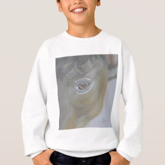 Boost My Ego - Horse Painting Sweatshirt